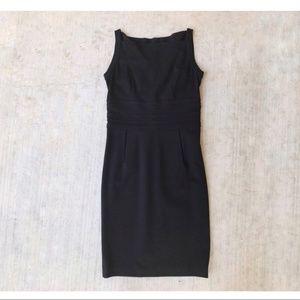 Diane Von Furstenberg Dresses - DVF Kimmie Black Sleeveless Sheath Dress 8